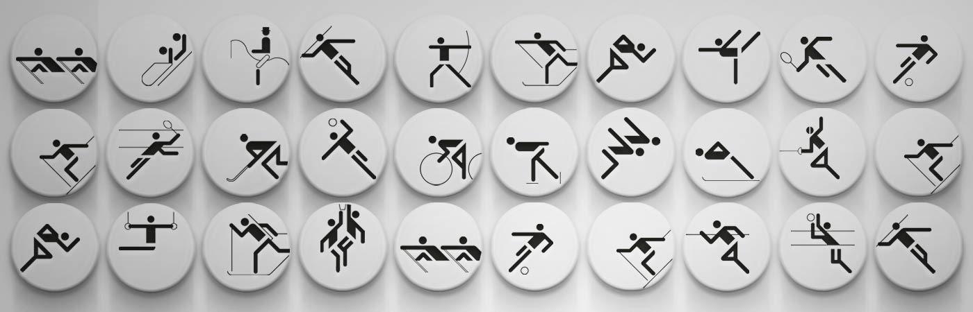 Himmelseher: HiSV Sportarten Piktogramme